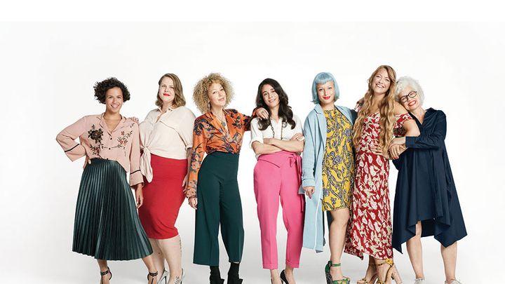dove women standing