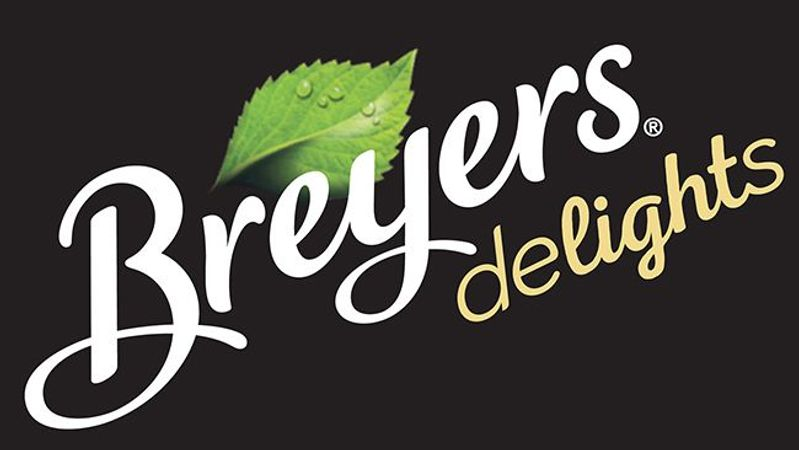 Logo - Breyers Delights