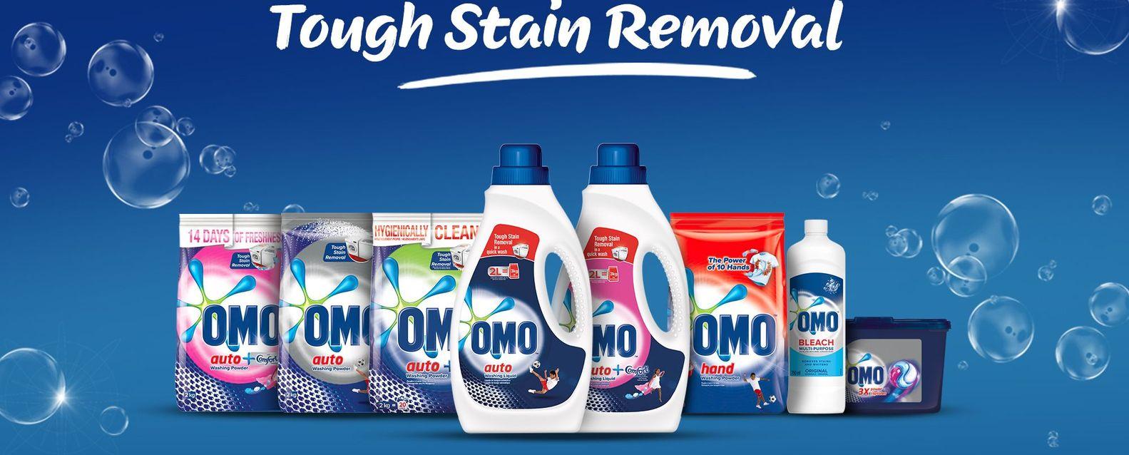 Omo banner