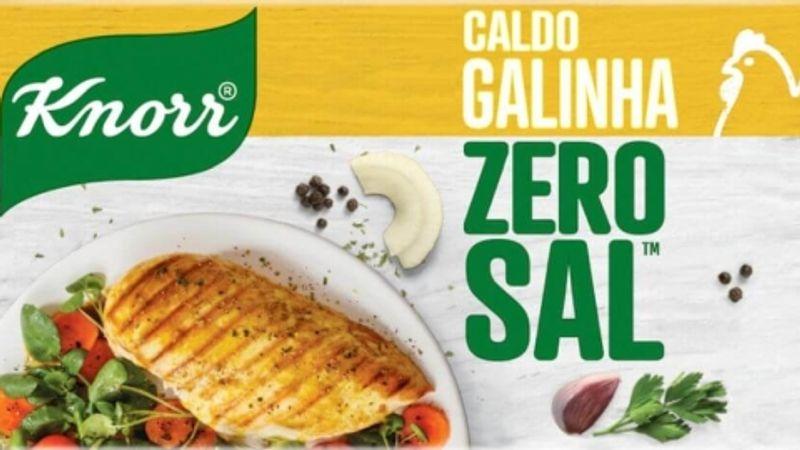 Pack of Knorr's Zero Salt bouillon cubes