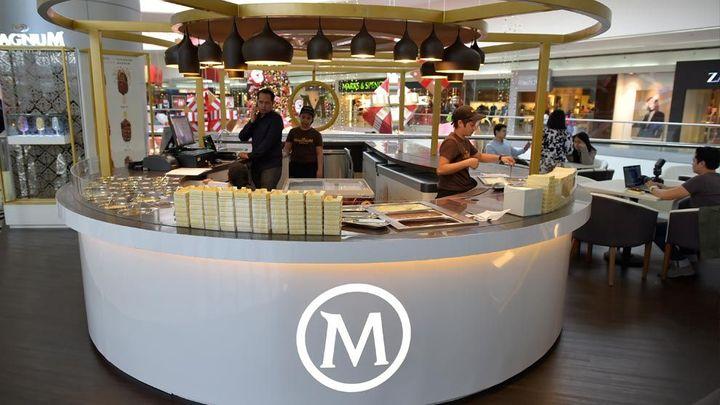 Magnum Manila MOA