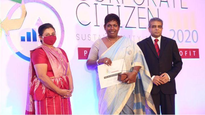 Anusha Kotalawala, Unilever Factory Manager - Supply Chain, Agarapathana Ceytea Factory