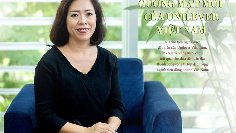 Unilever chairwoman