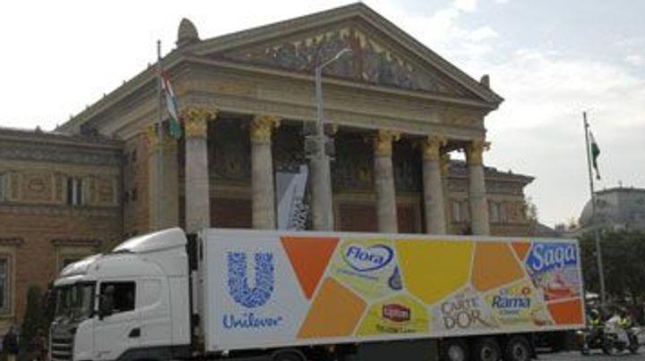 4 millió forintos Unilever-adomány az Élelmezési Világnapon