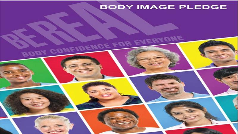 UK and Ireland signs up to the Be Real Body Image Pledge