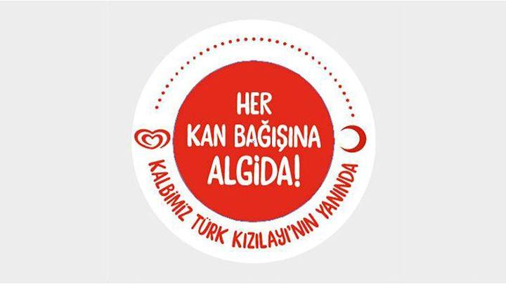 Algida - Türk Kızılayı İşbirliği