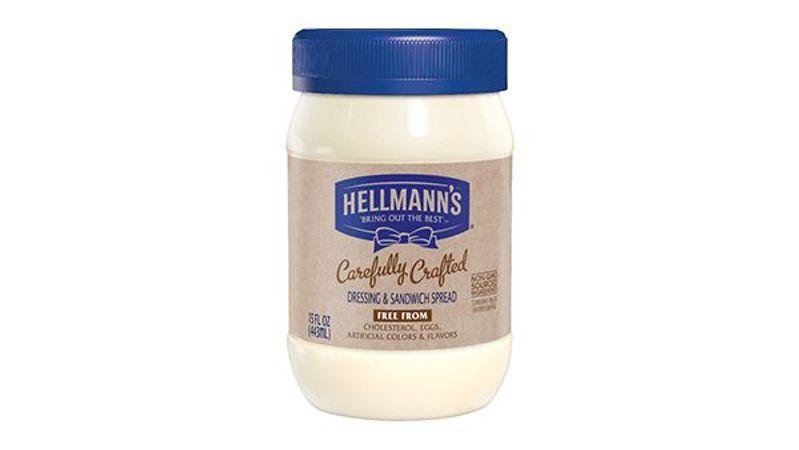 Hellmann's New Eggless Spread