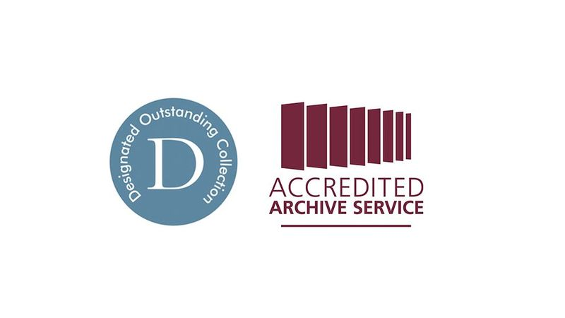 Designated Outstanding Collection Accredited Archive Service