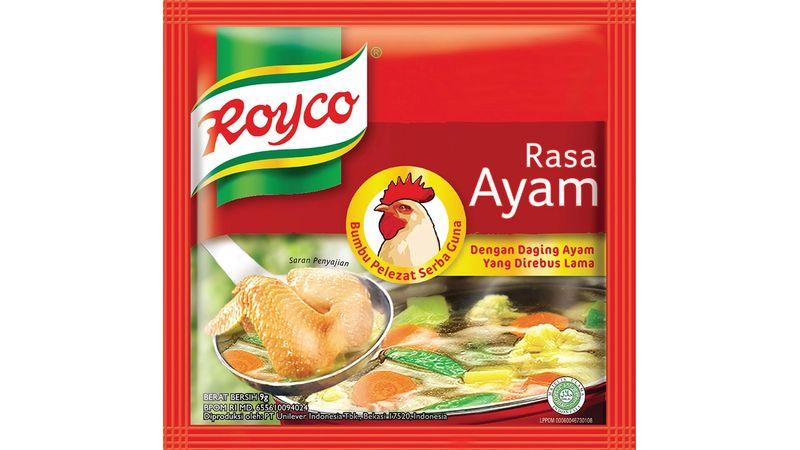 Packet of Royco Chicken Rasa Ayam