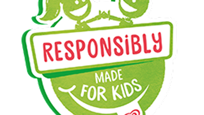 Responsible marketing for kids logo