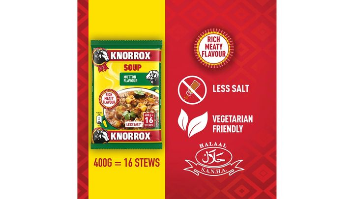 Pack of Knorrox soup