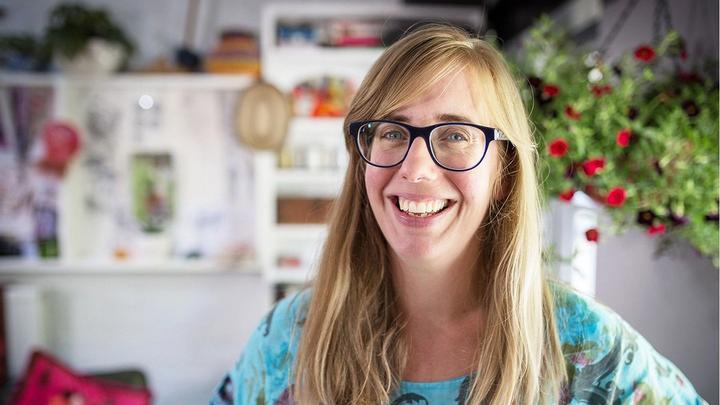 Pukka Herbs Sustainability Manager Vicky Murray