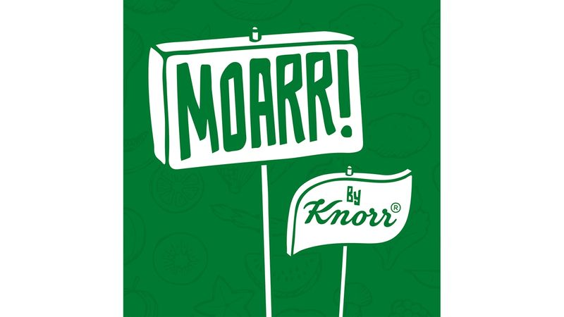 Moarr! by Knorr