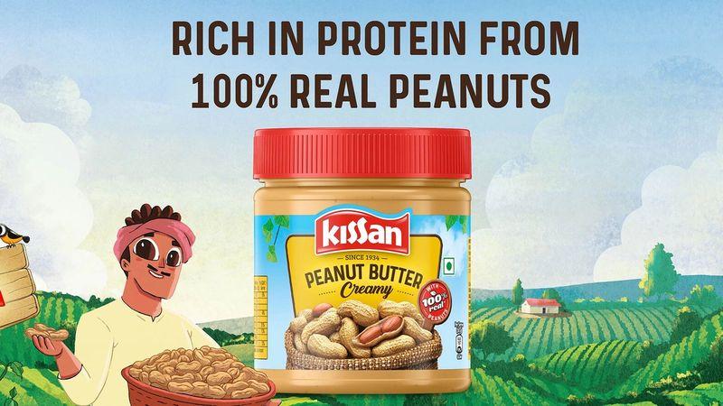 Kissan Peanut Butter