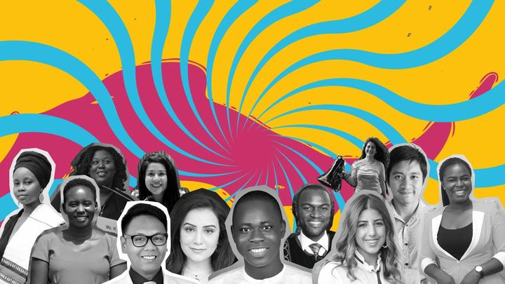 Youth Power Hacks: shaping global solutions with young people