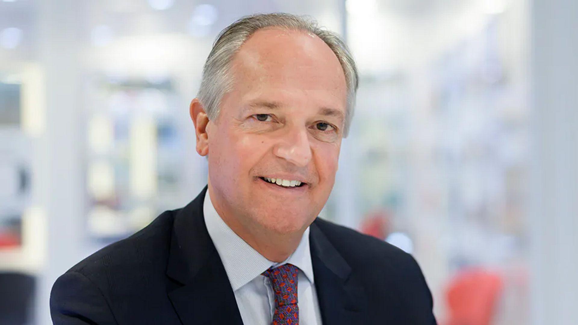 Paul Polman, former Unilever CEO