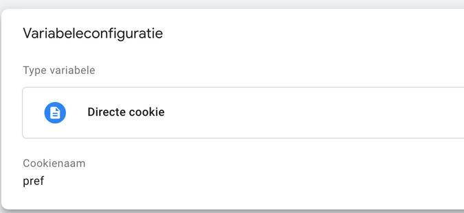 Google Tag Management GTM consent management toestemming voorkeuren preferences