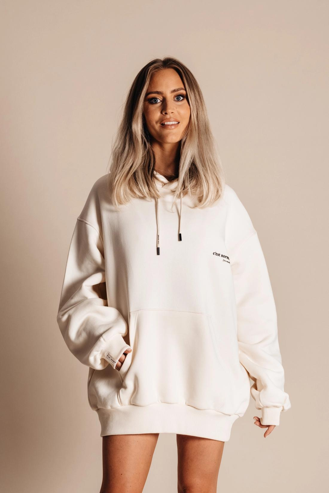 The Oversized Hoodie
