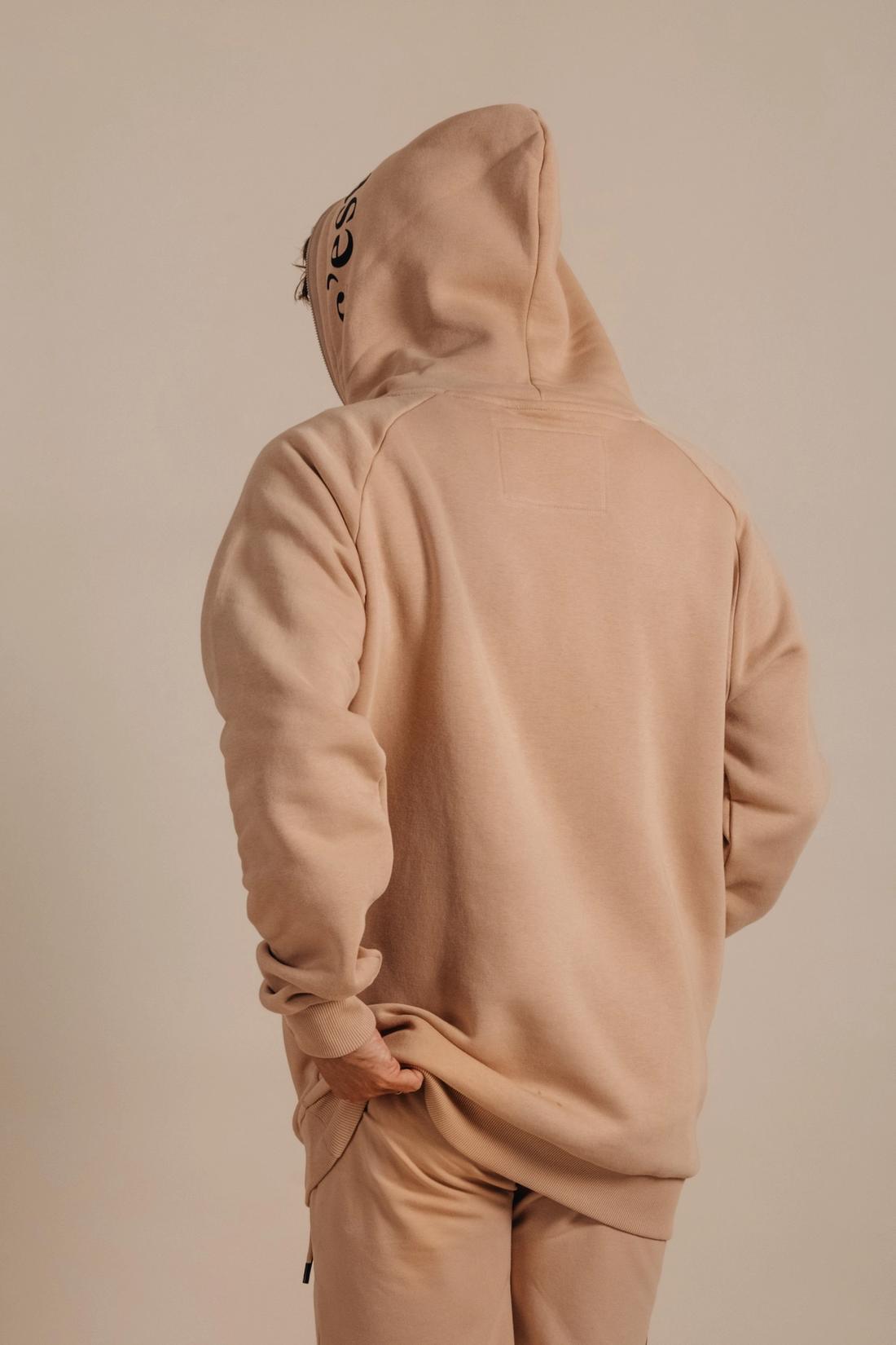 The Kangaroo halfzip Hoodie