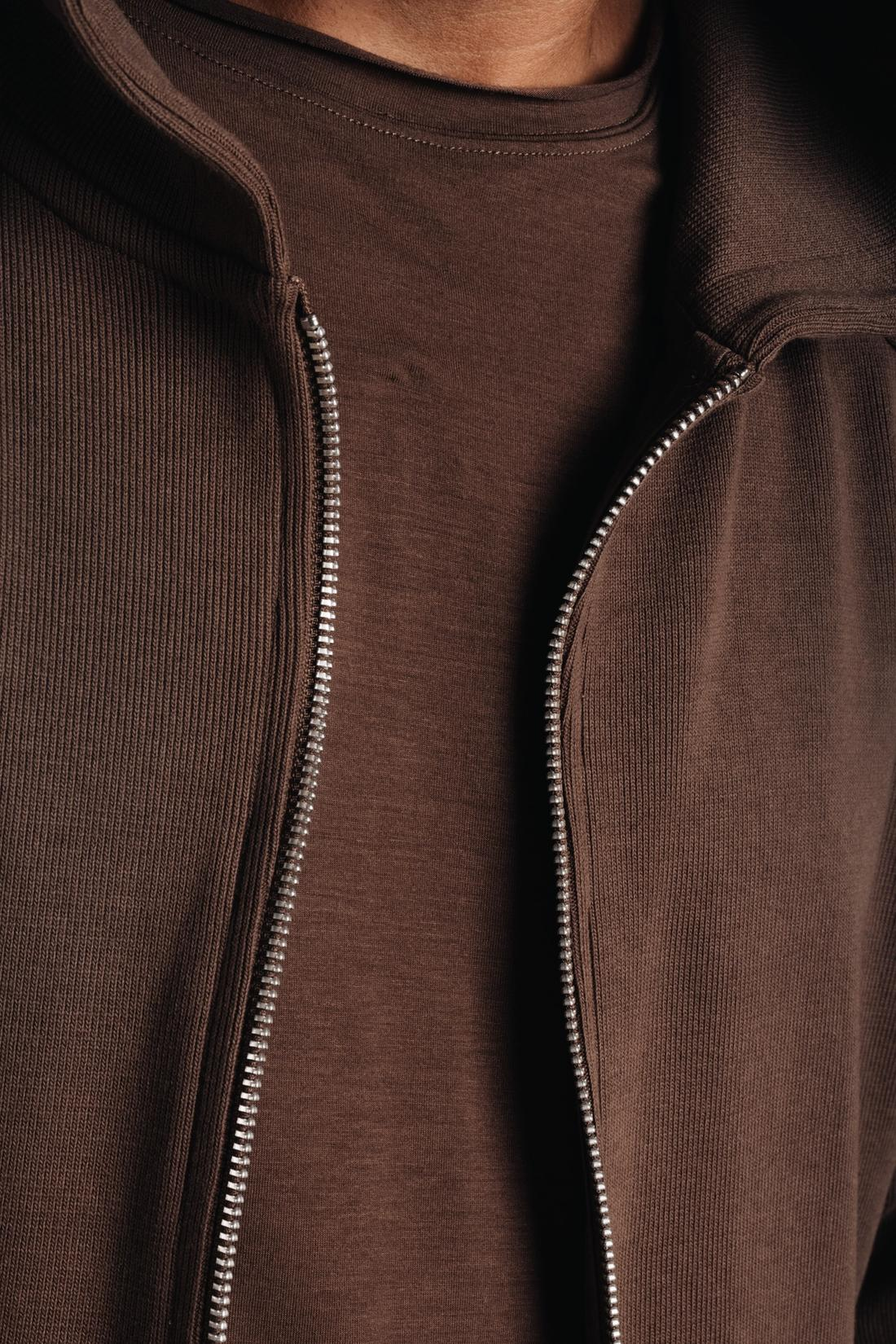 The Proper Zip Hoodie