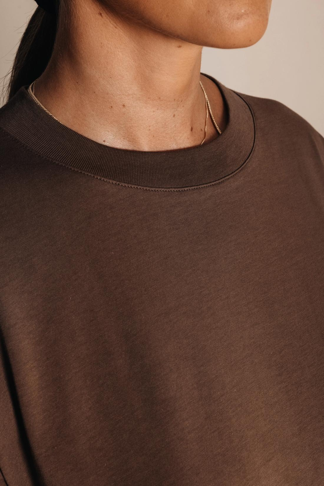The Oversized T-Shirt