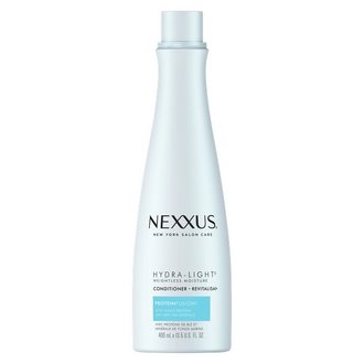 Front of Pack Nexxus Conditioner Hydra-Light Weightless Moisture 13.5 FO