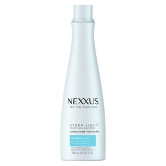 Front of Pack Nexxus Conditioner Hydra-Light Weightless Moisture 13.5 FO, Nexxus Conditioning Treatment