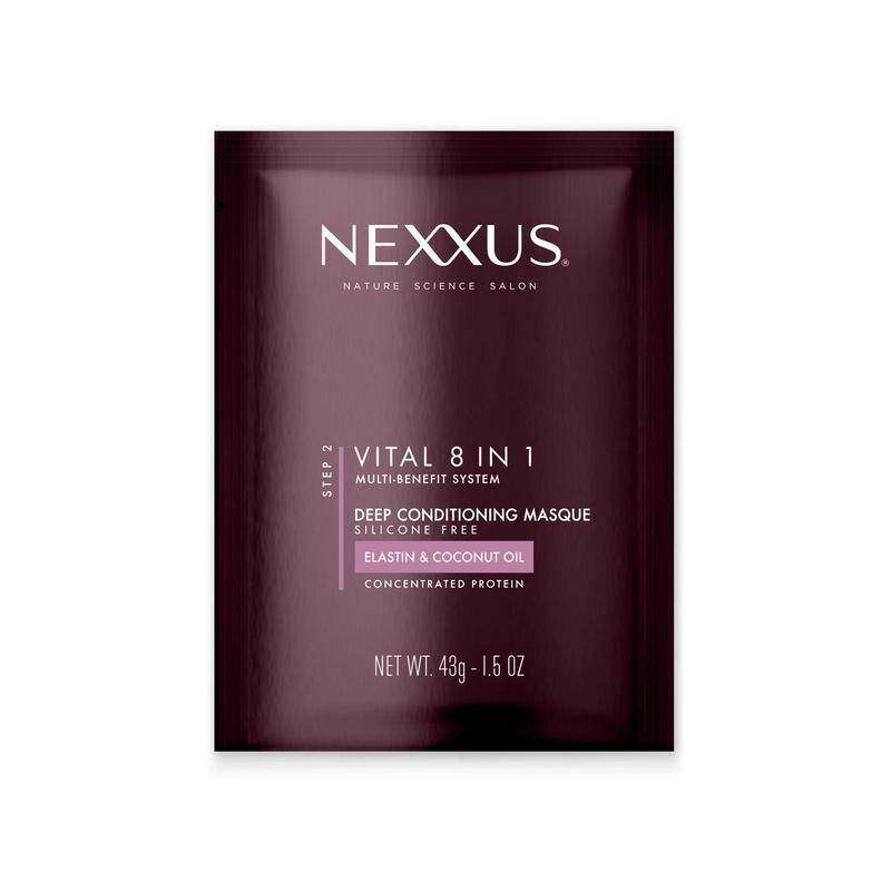 Nexxus Vital 8-in-1 Hair Mask For All Hair Types - Full-size image