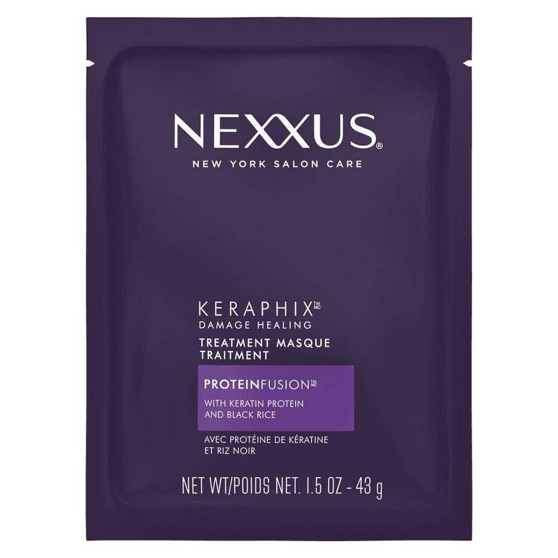 Nexxus Keraphix Keratin Mask for Damaged Hair - Full-size image