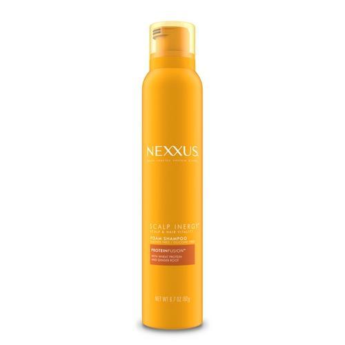 Nexxus Scalp Inergy Foam Paraben & Silicone Free Shampoo - Product image