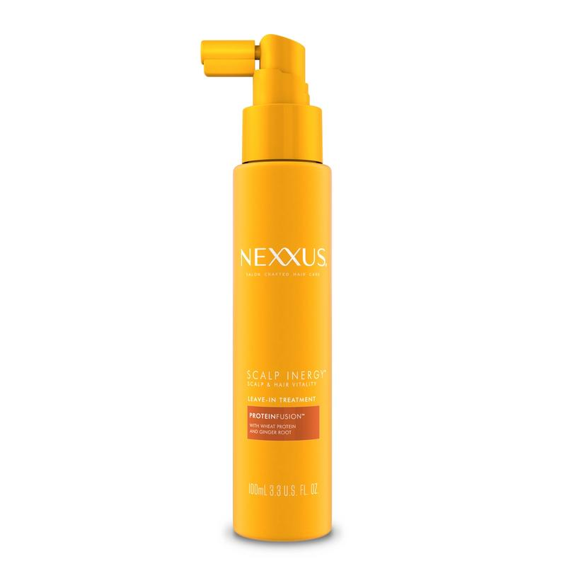Nexxus Scalp Inergy Paraben Free Leave-In Conditioner - Full-size image