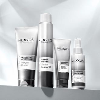 nexxus weightless collection