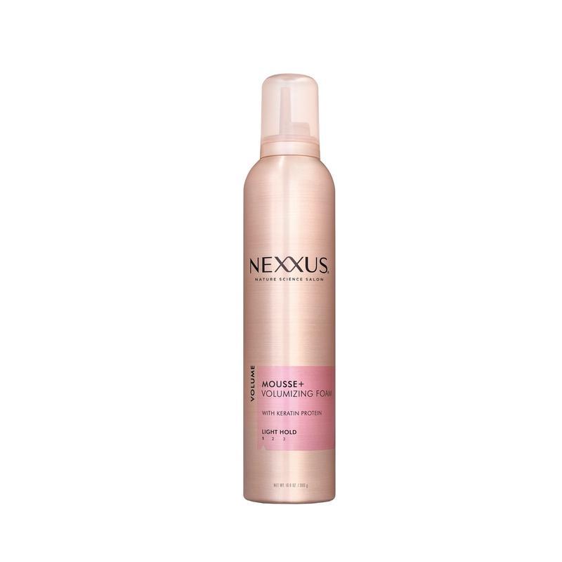 Nexxus Mousse Plus Volumizing Foam - Full-size image
