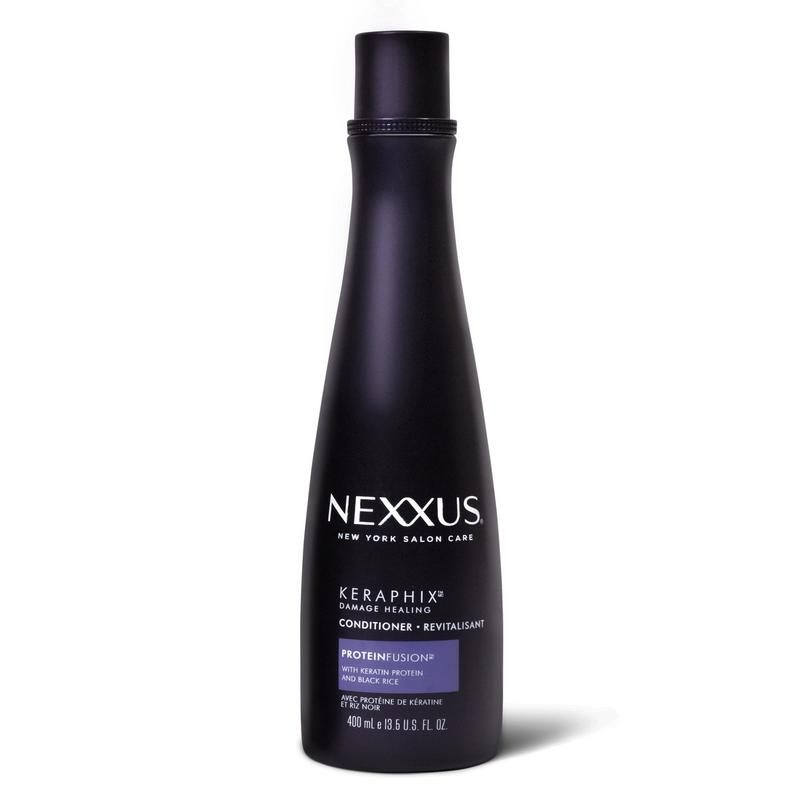 Nexxus Keraphix Conditioner for Damaged Hair - Full-size image