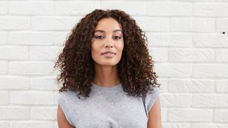 12 Tips on Getting Rid of Frizzy Hair Range Shot