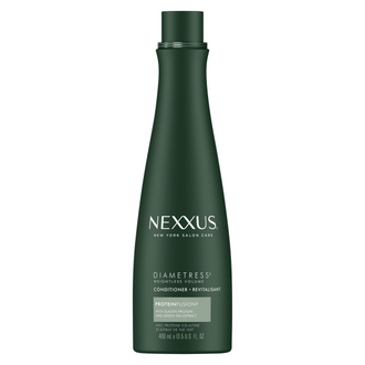 Front of Pack Nexxus Conditioner Diametress Weightless Volume 13.5 FO