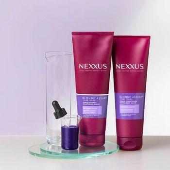Blonde Assure Purple Shampoo & Conditioner