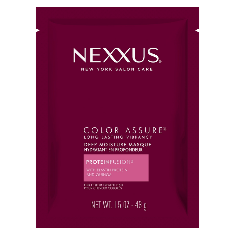 Nexxus Color Assure Long Lasting Vibrancy Deep Moisture Hair Mask - Full-size image