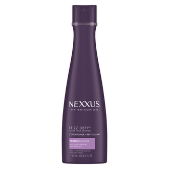 Front of Pack Nexxus Conditioner Frizz Defy Active Frizz 13.5 FO