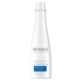 Nexxus Humectress Conditioner Front of Package, Nexxus Conditioner, Nexxus Humectress Conditioner,