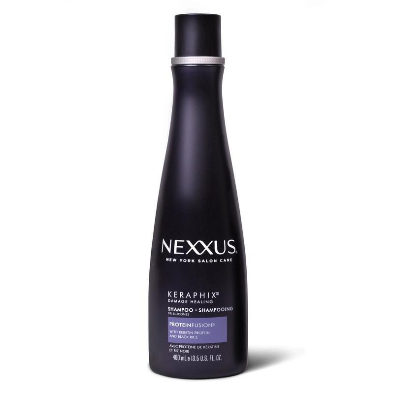 Nexxus Keraphix Shampoo For Damaged Hair - Full-size image