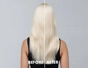nexxus hair results