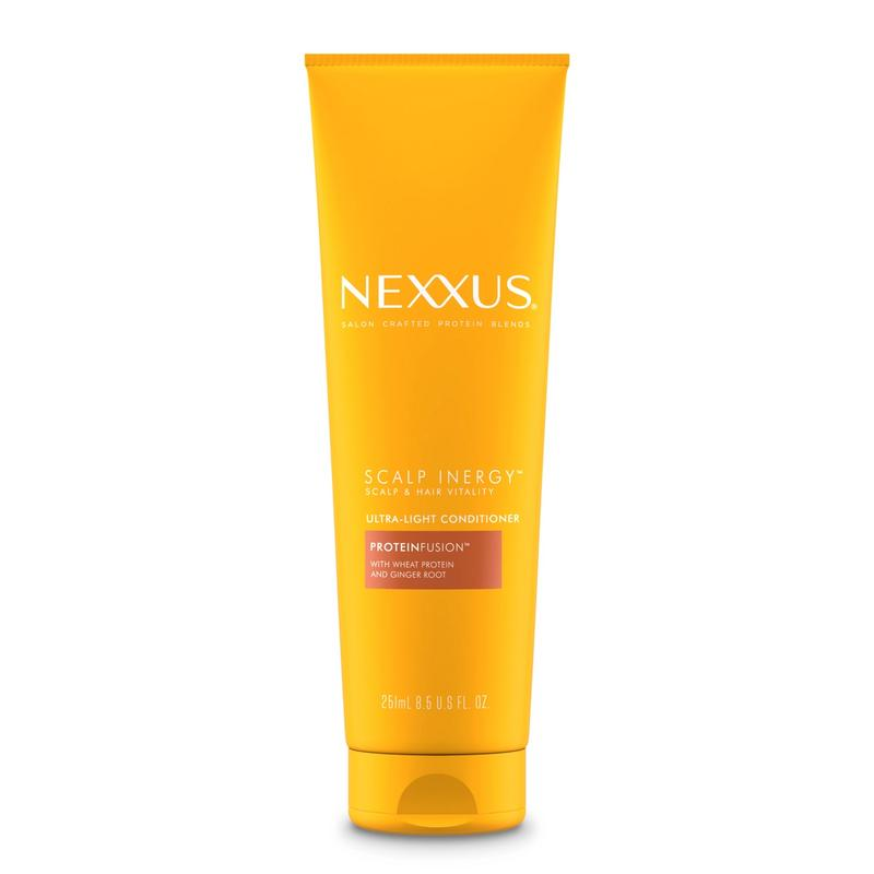 Nexxus Scalp Inergy Ultra Light Silicone Free Conditioner - Full-size image