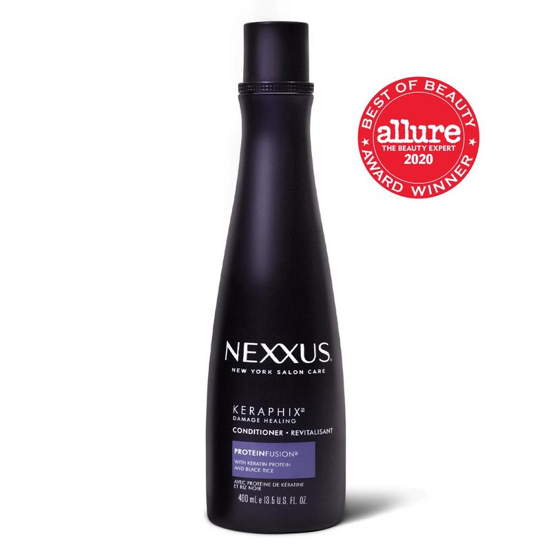 Nexxus Keraphix Keratin Protein Conditioner for Damaged Hair - Full-size image