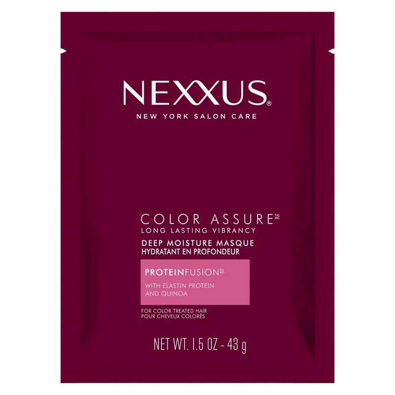 Nexxus Color Assure Long Lasting Vibrancy Deep Moisture Hair Mask - Full-size image