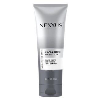 Nexxus weightless style shape & define multi-styler, front of pack