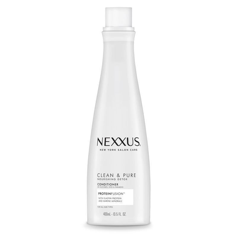 Nexxus Clean & Pure Nourishing Detox Conditioner - Full-size image