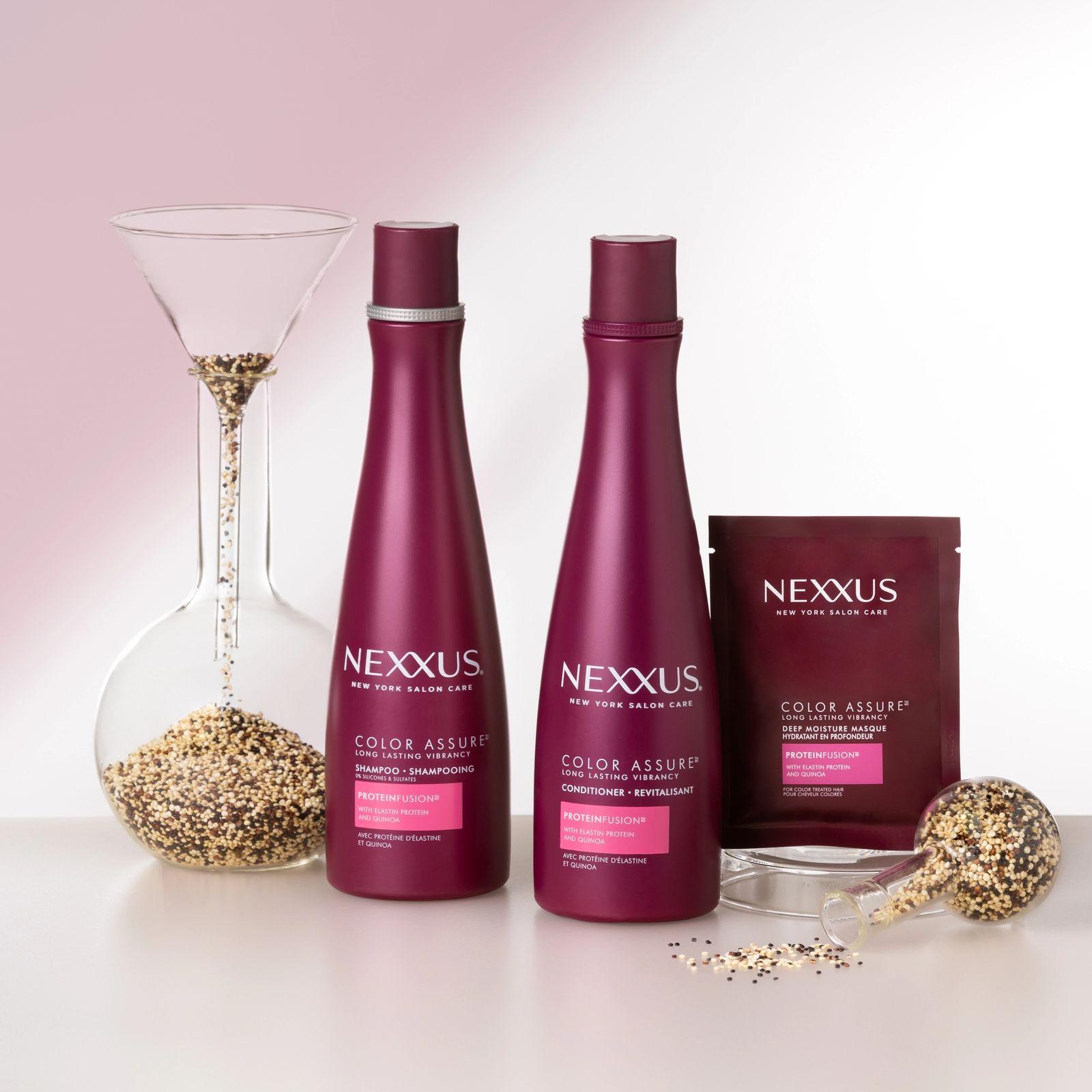 Nexxus Color Assure Product Range Shot