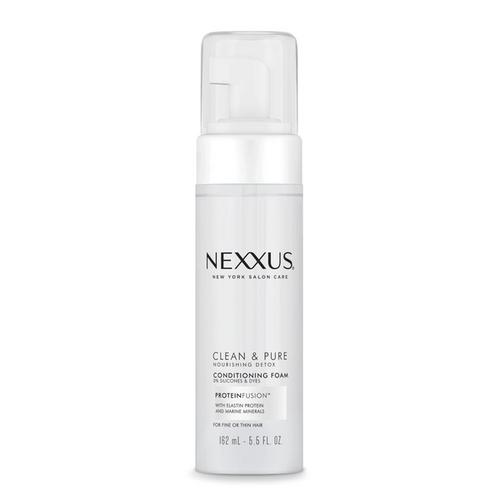 Nexxus Clean & Pure Conditioning Foam for Hair Detox - Product image