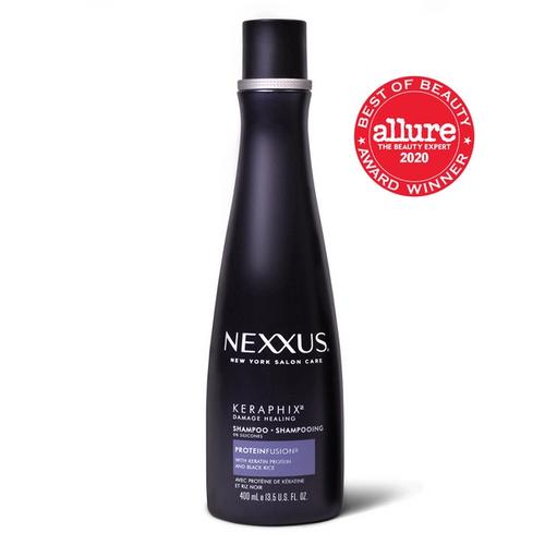 Nexxus Keraphix Keratin Shampoo For Damaged Hair - Product image